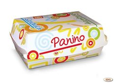 portapanino #packaging that covers all the sandwich bases. Be sure and look closely PD