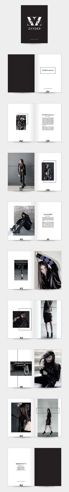 Zayder - katalog F/W'14