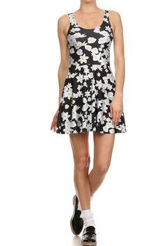 Magnolia Skater Dress from POPRAGEOUS