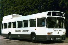 Prototype Leyland National Business Commuter UTJ595M Colour Photograph | eBay Luxury Bus, Bus Coach, Bus Driver, Blackpool, Bus Stop, Busses, Public Transport, Planes, Dream Cars