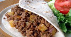 The Hungry Texan: Picadillo