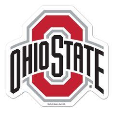 Ohio State Buckeyes Ncaa Automotive Grille Logo On The Gogo