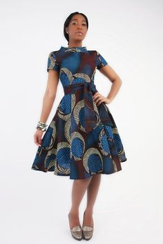 How To Wear Belts pixels - Discover how to make the belt the ideal complement to enhance your figure. African Print Dresses, African Fashion Dresses, African Attire, African Wear, African Women, African Dress, African Prints, African Style, Ankara Fashion