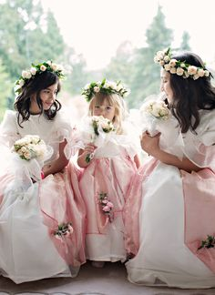 dddf49646 Flower girl dresses from Pegeen come in sizes ranges from infants to plus  size in 200 colors. Ensuring the perfect fit.Shop NowFlower Girl Dresses