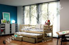 Dětská postel s přistýlkou Eliza