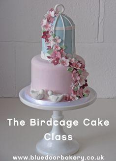 The Birdcage Cake Class