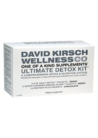Ultimate Detox Kit - Chocolate by David Kirsch Wellness Co. #getkirsched  #vssummersweepstakes