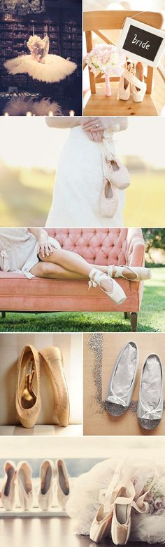 Beauty Overload! Romantic Ballerina Brides