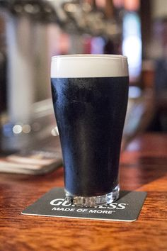 The Guinness runs cold and dark at the Lord Dudley, a pub with old world charm in Paddington, Old World Charm, Arts And Entertainment, Guinness, Lord, Tasty, Drink, Beverage, Lorde, Drinking