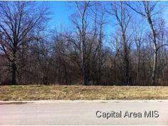 609 Black Hills, Springfield, IL. Springfield IL land for sale.  Springfield IL real estate for sale.