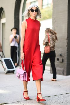 cool Элегантный женский комбинезон (50 фото) — Стильные модели 2016