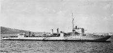 As HMS Clare, she was assigned to the 1st Town Flotilla and arrived at Belfast, Northern Ireland, on 26 September 1940. Clare joined Escort Group 7 and escorted transatlantic convoys. On 20 February 1941, she rescued the crew of the sinking British steamship Rigmor.