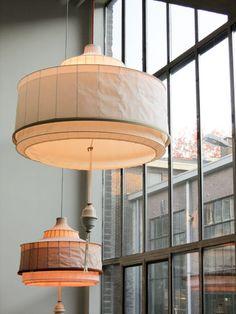 Mooie Lampen van Lotty Lindeman