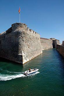 Ceuta Murallas Reales