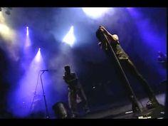 Nine Inch Nails feat David Bowie - Hurt (live) (1995)