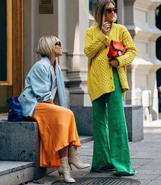 The Best Street Style From Copenhagen Fashion Week – Mode für Frauen Stockholm Fashion Week, Copenhagen Fashion Week, Stockholm Street Style, Looks Street Style, Street Style Trends, Mode Chic, Mode Style, Men's Style, Curvy Style