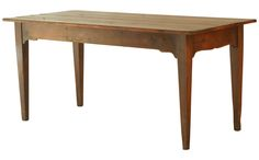 Buy Small rustic farmhouse table from Inventia Design on Dering Hall
