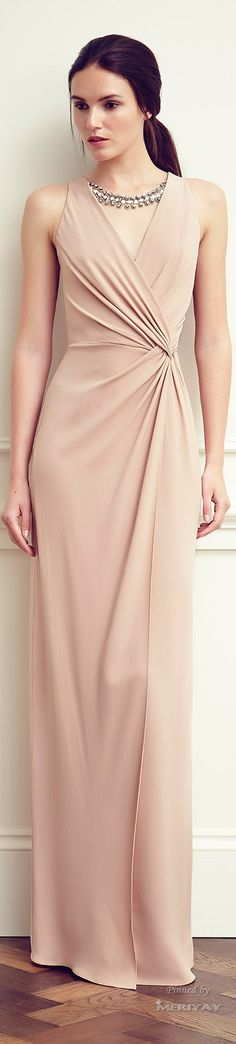 Jenny Packham Resort 2015.
