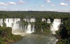 Cataratas do Iguaçú, Fiz do Iguaçú, Paraná, Brasil
