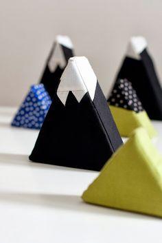 UKKONOOA: Mountain soft toys