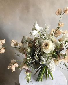 Florals by Studio Imbue. A boutique floral design studio located in New York. Wedding Color Pallet, Wedding Colors, Bridesmaid Bouquet, Wedding Bouquets, Floral Wedding, Wedding Flowers, Bloom Baby, Floral Bouquets, Pretty Flowers