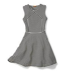 Joe Fresh Women's Stripe Dress