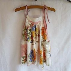 Little girl's bohemian dress made from vintage recycled silk scarves - Nixie Clothing at Alpaca Japan