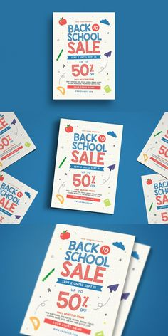 Back To School Sales, Student, College Students
