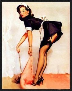 Pin-Up Girls <3