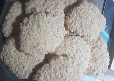 Galletitas de avena facilísimas❤ Receta de Micaela A - Cookpad Krispie Treats, Rice Krispies, Cookies, Trinidad, Desserts, Food, Cookie Recipes, Breakfast, Food Cakes