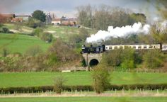 The Avon Valley Railway is more than just a train ride, offering a whole new experience for some or a nostalgic memory for others. It's a real treat for the whole family!