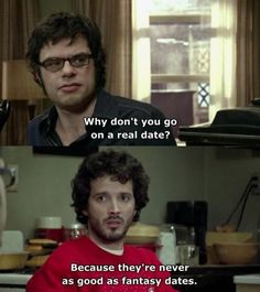 """You must be honest with your best friend about your love life. 
