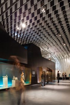 Qin, the Eternal Emperor and his Terracotta Warriors at Bernisches Historisches Museum by Holzer Kobler Architekturen