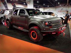 Ford Raptor by ADD