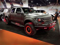 Ford Raptor by ADD