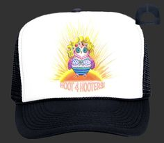Hoot 4 Hooters Hat on Etsy, $24.00