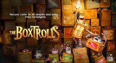 Teaser Trailer und Poster zu Laikas Stop-Motion-Film #TheBoxTrolls