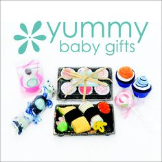 Yummy Baby Gifts (Review & Giveaway) - Tales of a Ranting Ginger