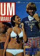 Uusi maailma 1969