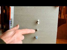 All About Drywall Anchors - YouTube. A super informative video of different types of drywall anchors and how to install them.