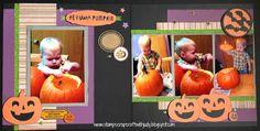 Stamp, Scrap, Craft with Judy: October Workshops Scrapbook Pages, Scrapbooking Ideas, Scrapbook Layouts, October 7, Workshop, Stamp, Halloween, Fun, Crafts