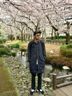 桜だより🌸 ども、ぼんじりです。 地元の穴場な桜スポット🌸 と、 日本のメジャーな桜スポット�