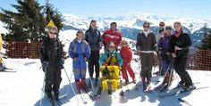 Snow & mountain activities for people with disabilities Holiday Program, Meeting New Friends, Learning Disabilities, Special Needs, Disability, Charity, Families, Globe, Mountain