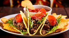Low Calorie Mexican Food - Taco Tuesday Is back On The Menu! :)