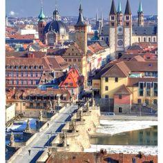 Beautiful Wurzburg