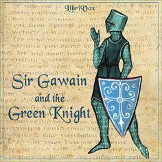 """Year 1 Week 32: """"Sir Gawain and the Green Knight"""""""