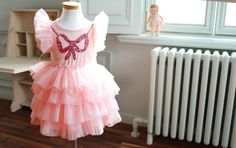 The Sadie Dress (Pink) from Sweet Haven Couture