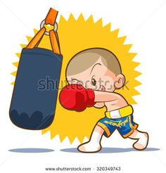 Find Cute Thai Boxing Kids Sandbag Boxing stock images in HD and millions of other royalty-free stock photos, illustrations and vectors in the Shutterstock collection. Thousands of new, high-quality pictures added every day. Kick Boxing, Muay Thai, Kickboxing Workout, Sand Bag, Children Images, Martial Arts, Pikachu, Royalty Free Stock Photos, Cartoon