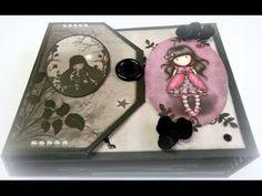 (593) TUTORIAL ALBUM GORJUSS PARTE II - YouTube