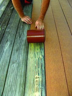 """Editor's Note: Sorry to say (or maybe not) ProFekt has gone the way of other """"too good be true"""" miracle products, but before you split, we suggest checking out these time-tested low-maintenance decking solutions that could, in actual fact, serve…"""